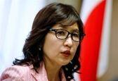 یک زن  وزیر دفاع ژاپن شد+ عکس