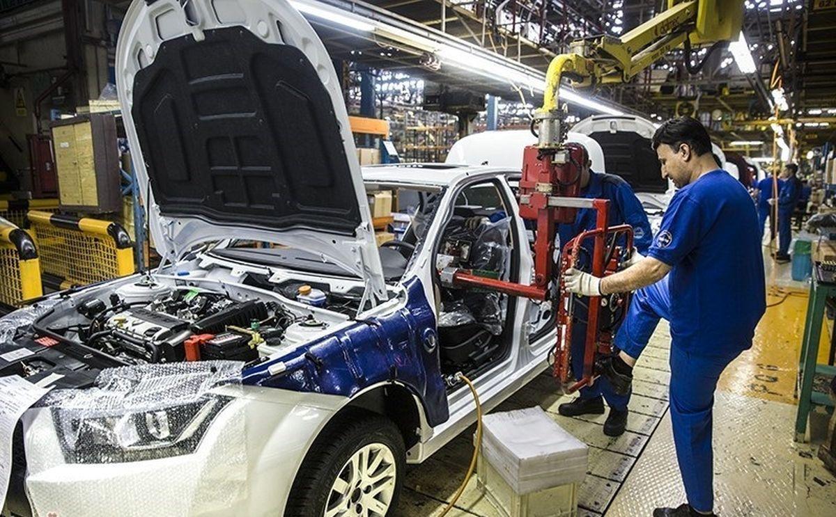 چراغ سبز خودرو به صنایع نظامی