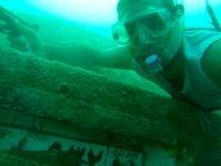 پیدا شدن خودرو در اعماق دریا! +عکس