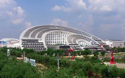 هتل خورشیدی در چین