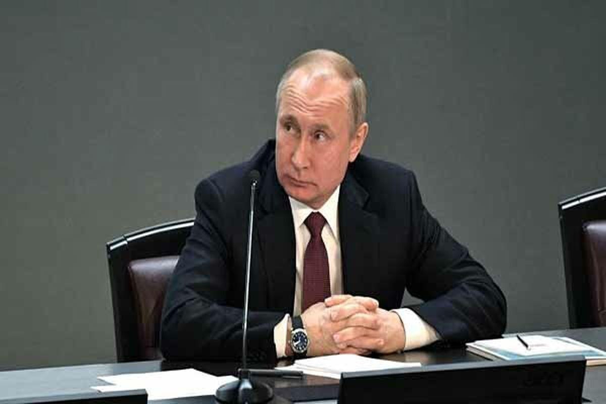 خبری شوکه کننده درباره سلامتی پوتین