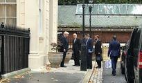 دیدار علیاکبر صالحی با وزیر خارجه انگلیس