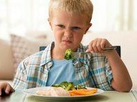 روشهای برخورد با بچههای بدغذا