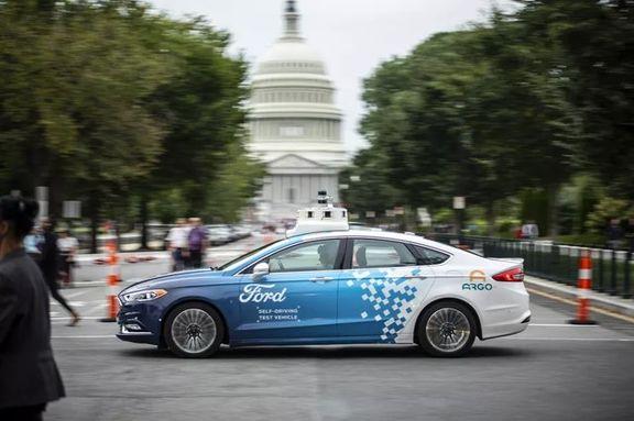 آزمایش خودروهای خودران فورد در واشنگتن کلید میخورد