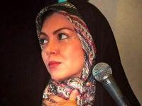 پایان سال غمانگیز برای آزاده نامداری +عکس