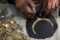 تعطیلی ادامه دار کارگاههای طلا سازی