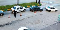 جریمه کرونایی بیش از ۹هزار خودرو در محورهای مازندران