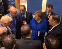 تصاویری از اجلاس برلین برای تصمیمگیری در مورد لیبی
