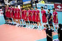 ایران ۳- کره جنوبی صفر /  بلندقامتان والیبال ایران بر روی نوار پیروزی