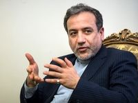 عراقچی پیام کتبی روحانی را تسلیم ماکرون کرد