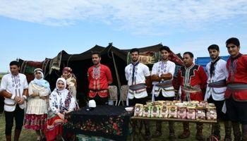 جشنواره ملی کوچ عشایر در جعفرآباد بیله سوار +تصاویر