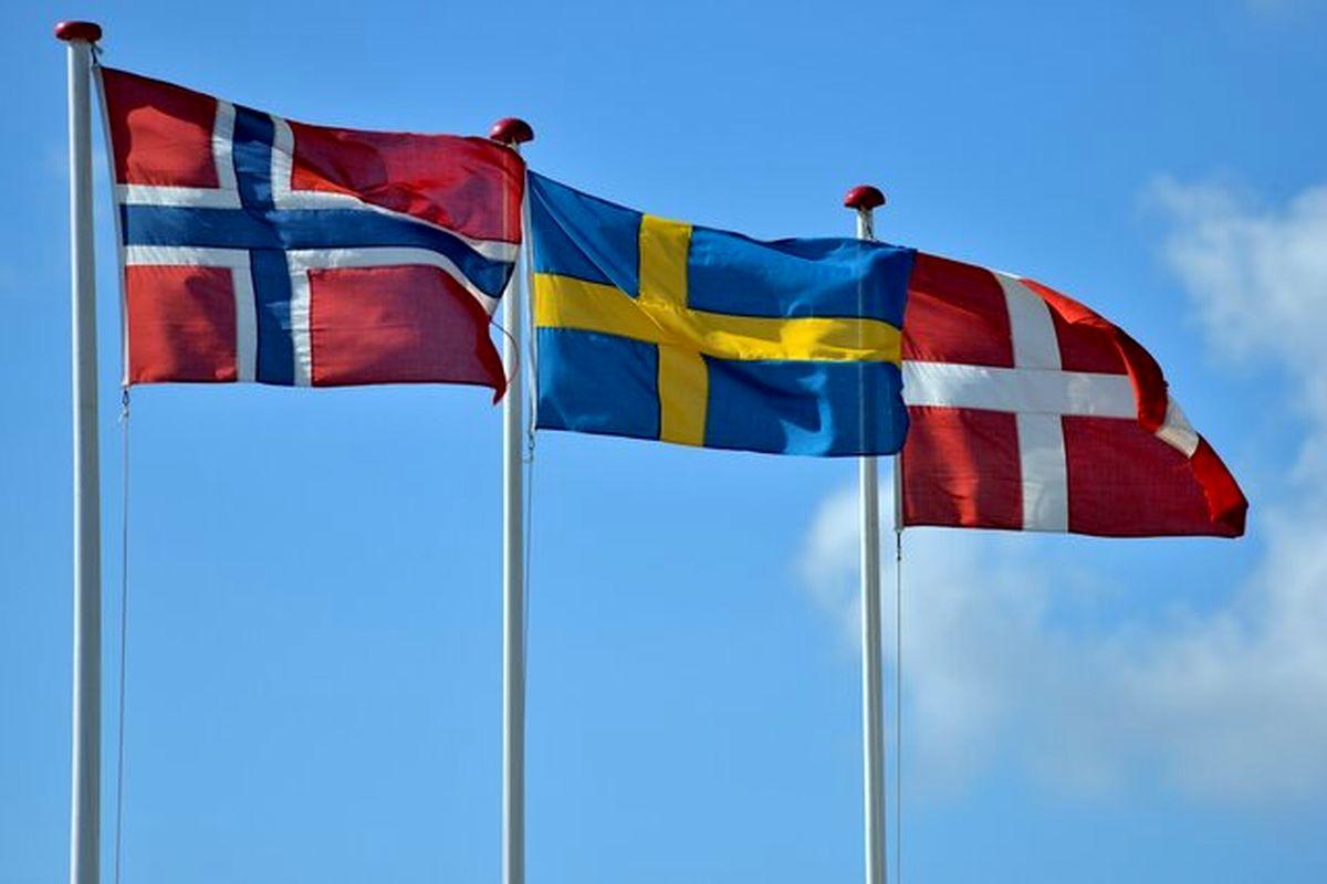 نرخ بیکاری در کشورهای اسکاندیناوی چه قدر است؟