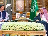 نخستوزیر پاکستان با پادشاه عربستان دیدار کرد