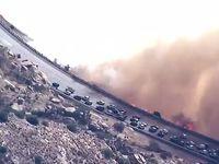 ۴۴کشته در آتشسوزی کالیفرنیا +فیلم