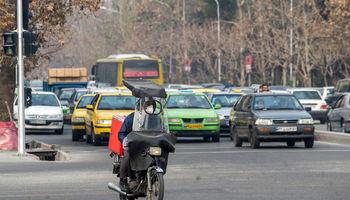 افزایش موقتی غلظت ذرات معلق و ازن در هوای تهران