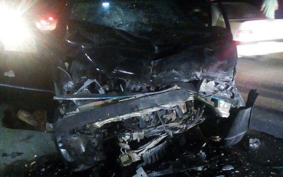 تصادف در یاسوج 1کشته و ۲مصدوم داشت