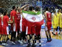 صعود تیم ملی بسکتبال ایران به جامجهانی 2019