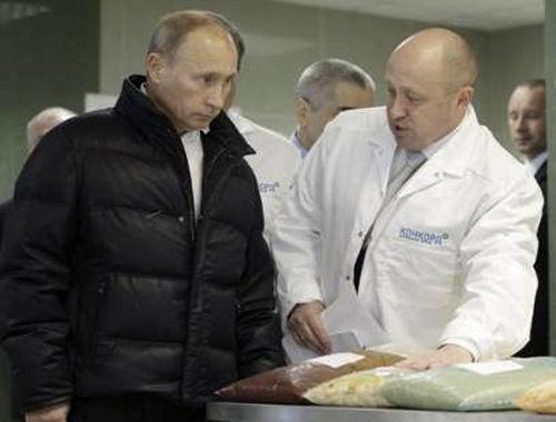 آمریکا به آشپز پوتین هم رحم نکرد +عکس
