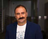 گریم متفاوت مهران احمدی در فیلم «وانتافه» +عکس