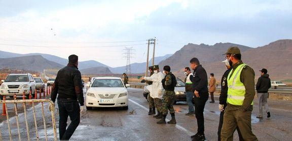 طرح فاصلهگذاری اجتماعی در ۵نقطه تهران در حال اجراست