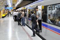 ۴ ایستگاه مترو در روز ارتش مسافرگیری نمیکند
