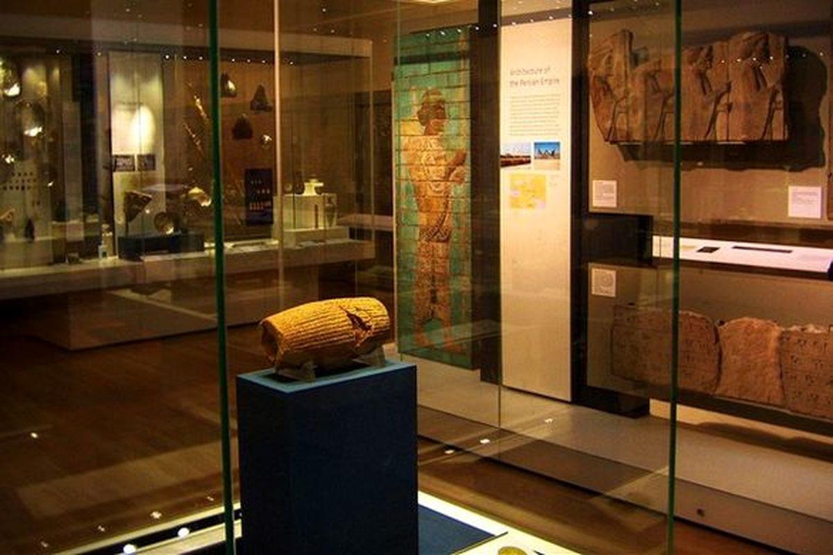 بیمهگذار، اشیای باستانی ایران و آلمان را بیمه نکرد!