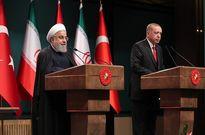 روحانی و اردوغان ناقوس مرگ تحریمها را به صدا درآوردهاند