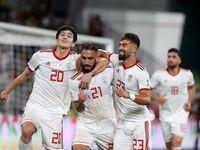 تمجید صفحه توییتر جام ملتهای آسیا از تیم ملی ایران