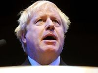 نخستوزیر جدید انگلیس در اولین سخنرانی رسمی چه گفت؟