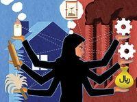 ظرفیت خاموش کارآفرینی میلیاردها زن