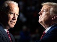 افزایش برتری جو بایدن بر دونالد ترامپ