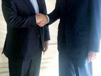 دیدار وزرای امور خارجه ایران و قزاقستان در آستانه