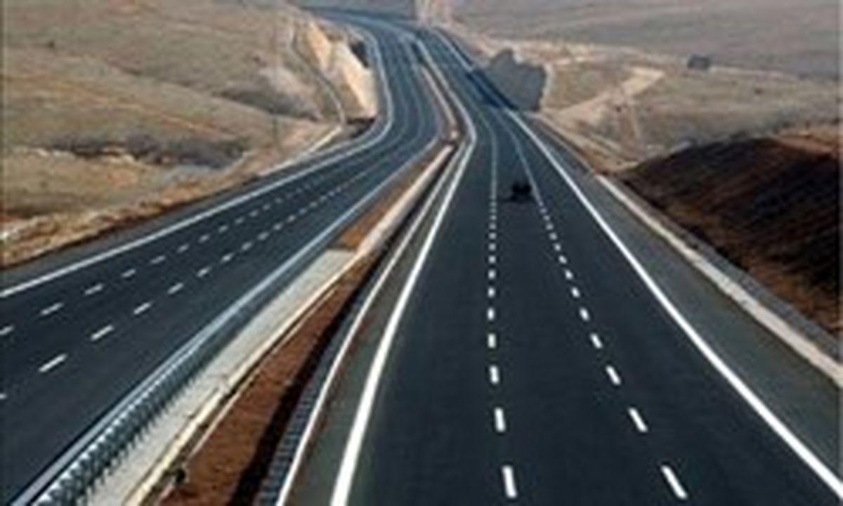 فاز دو بزرگراه شهید نجفی رستگار افتتاح شد