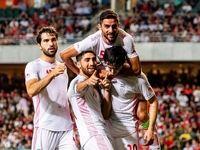 جدول ردهبندی گروه C بعد از برد ایران مقابل هنگکنگ