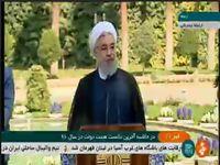 روحانی: سال آینده، سال سرمایهگذاری، رشد و عدالت اقتصادی است +فیلم