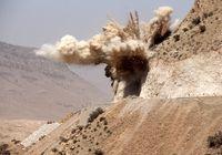 یک کشته در عکسبرداری از صحنه انفجار معدن