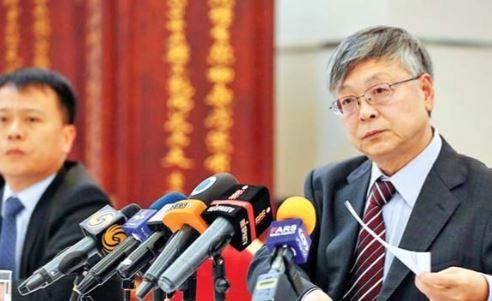 تعلل چین شایعه است
