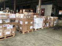 ششمین محموله اهدایی چین به ایران ارسال شد