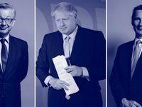 بوریس جانسون همچنان در صدر رقابت نخستوزیری انگلیس