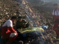 امدادرسانی به سه کوهنورد حادثه دیده