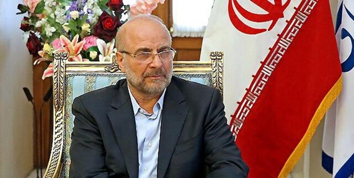 قالیباف: ۱۴۰۰، سال بهتری برای همه مردم ایران خواهد بود