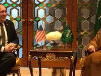 حمایت وزیر خارجه عربستان از افزایش تحریمهای ایران