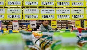 مواد غذایی چینی گران شد
