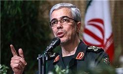 پیام سرلشکر باقری درباره اقدام موشکی سپاه