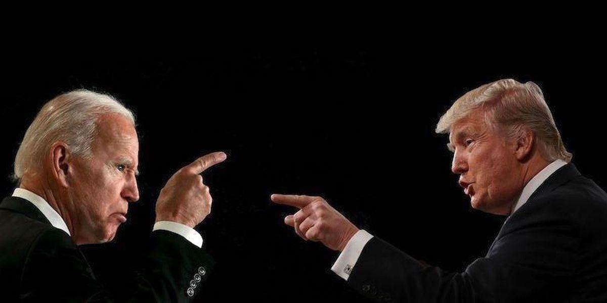 برتری «بایدن» بر «ترامپ» در دو ایالت مهم