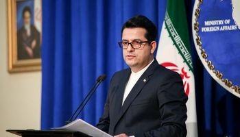 توضیحات سخنگوی وزارت خارجه در مورد تخت روانچی