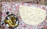 «افطاری ساده» +تصاویر