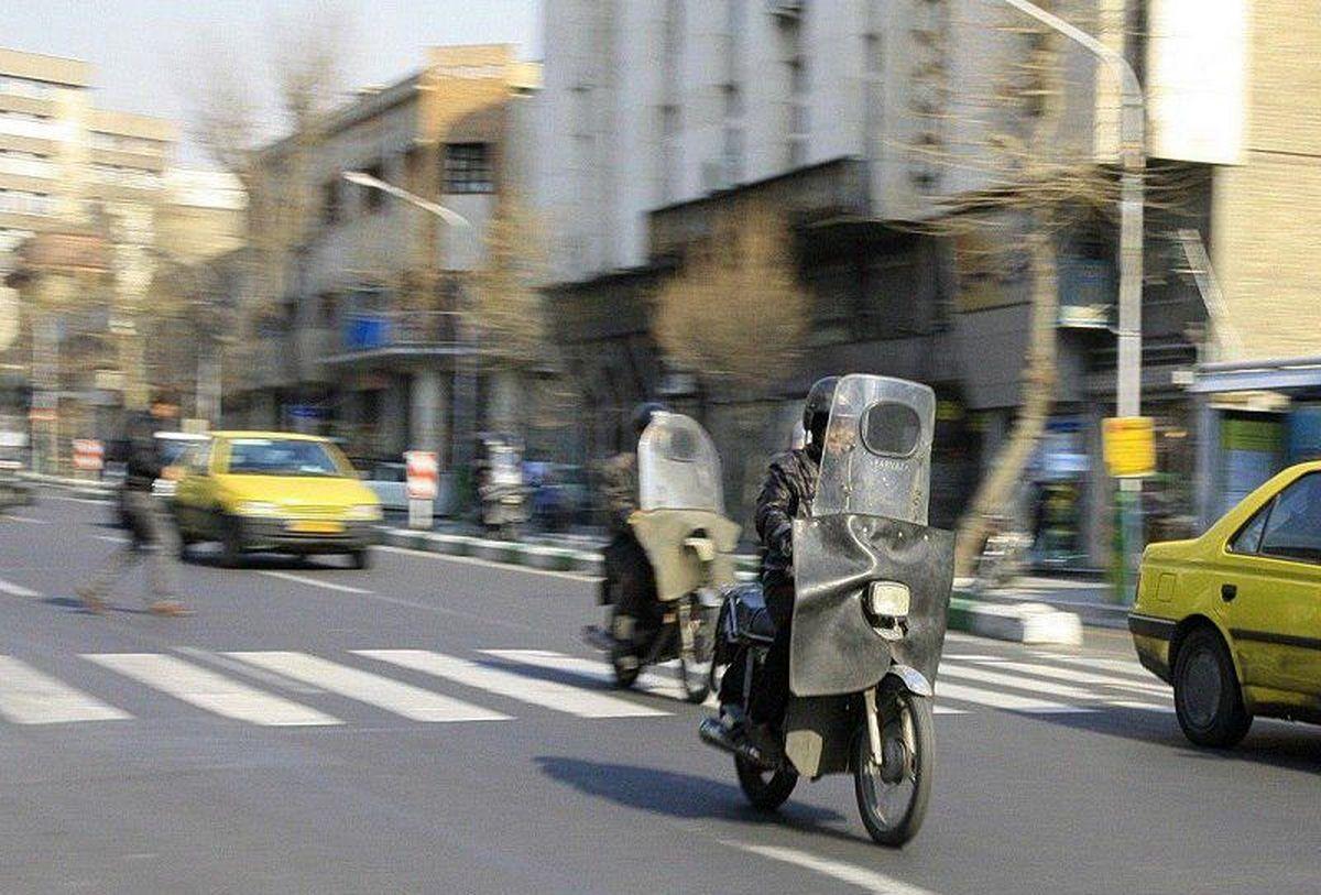 فراخوان مالکان موتورسیکلتهای فاقد بیمهنامه