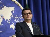 موسوی: رسیدگی به مسائل کنسولی جانباختگان حادثه هوایی