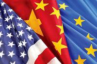 سبقت چین از آمریکا در اروپا